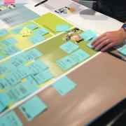 travail sur la matrice du business model